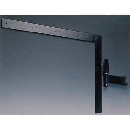 Penture equerre droite de portail 400x550 mm-modele haut