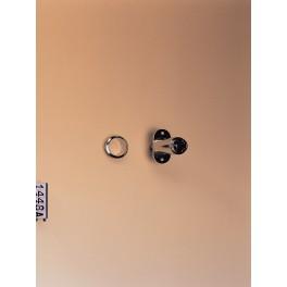 Serrure cyl.a press nick a viss/rosette 072501