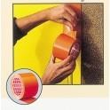 Rouleau adhesif orange 50mmx33m ref cof  130100