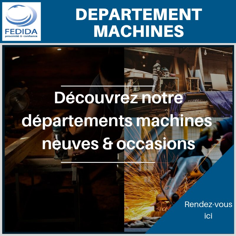DEPARTEMENT MACHINES