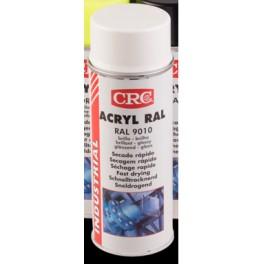 Peinture acrylique finit° anti-rouille blanc brillant 520ml