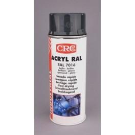 Peinture acrylique finit° anti-rouille gris anthracite 7016 520ml